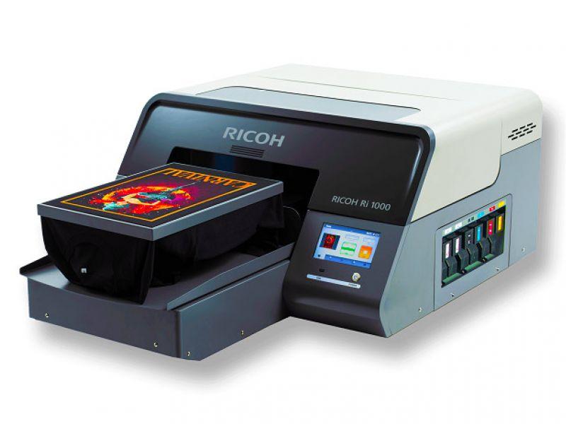 RICOH Ri 1000 Direct to Garment Printer